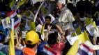 """Franciszek w Tajlandii. Mówił o """"inkulturacji Ewangelii"""""""