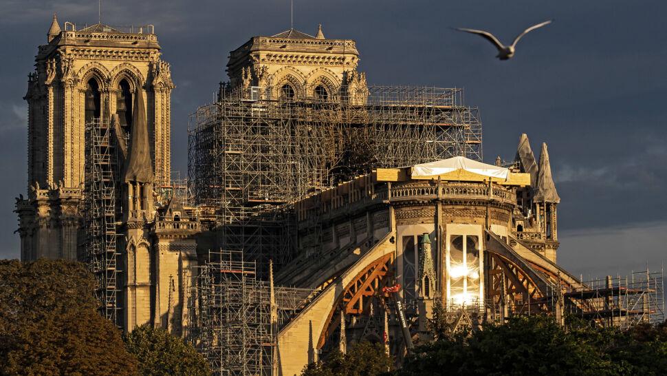 """""""Proszę się zamknąć"""". Ostry spór o wygląd katedry Notre Dame"""
