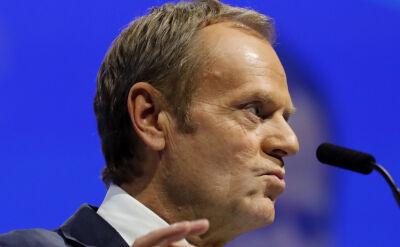 Donald Tusk: strach odgrywa największą rolę w polityce
