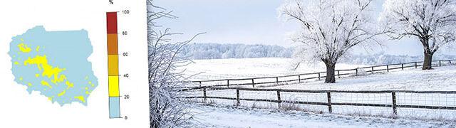 Jaka będzie zima w Polsce? Prognoza
