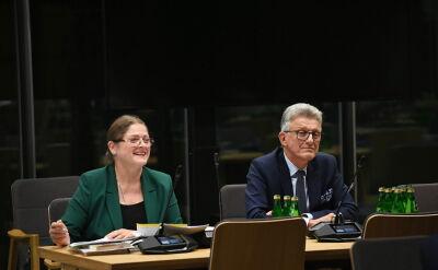 Komisja rekomenduje do Trybunału kandydatury Pawłowicz i Piotrowicza