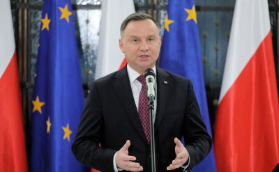 Prezydent Andrzej Duda o wyroku TSUE