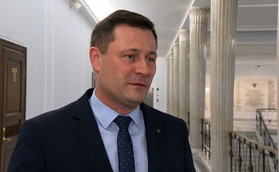 Krzysztof Paszyk o kandydaturach Piotrowicza i Pawłowicz