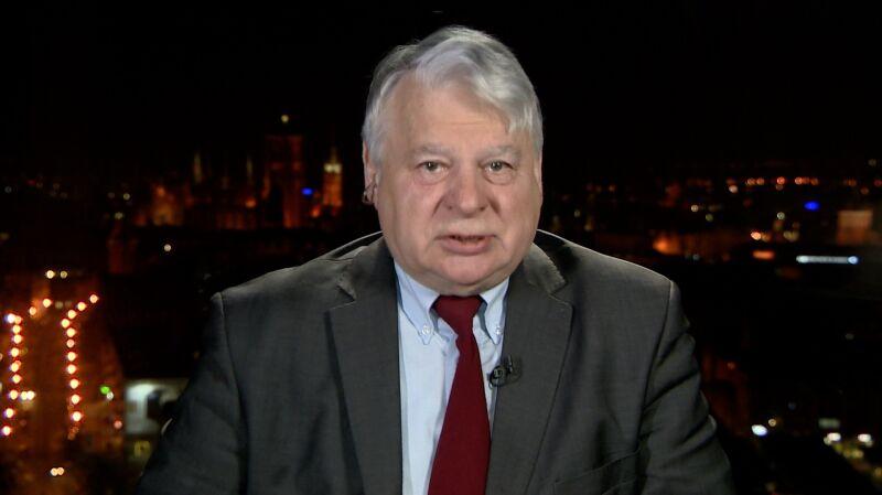 Borusewicz: w rozmowach Okrągłego Stołu uczestniczyli bracia Kaczyńscy