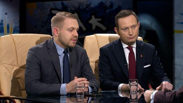 Jacek Ozdoba i Paweł Rabiej w Tak Jest