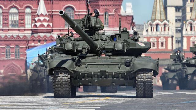 Rosja odtwarza armię pancerną. Wymusiła to wojna na Ukrainie