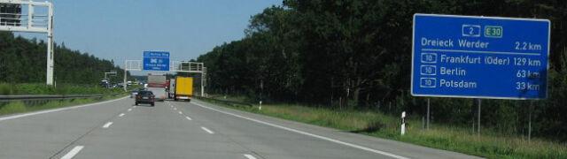 Znów wypadek polskiego busa w Niemczech