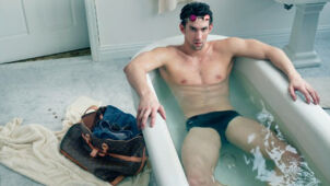 """""""To zdjęcie zostało skradzione"""". Phelps w slipkach nie reklamuje LV"""