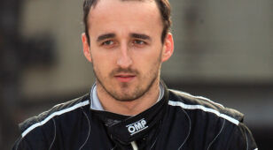 Kubica przyspieszył w Finlandii. W czwartek skończył na podium