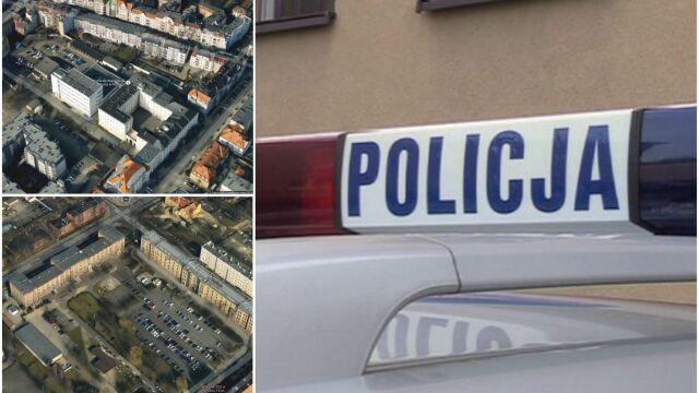 """Wybudowali """"na lewo"""" parkingi dla policji. Trzy osoby z zarzutami"""