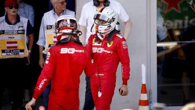 Sędziowie podpadli Vettelowi.
