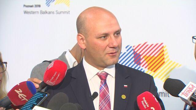 """Krasnodębski przepadł w głosowaniu.  """"To małostkowy odwet za wyniki szczytu"""""""