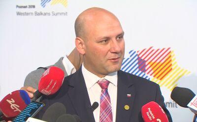 Wiceszef MSZ: brak wyboru Krasnodębskiego to wynik frustracji części państw Unii Europejskiej