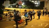 Protestujący w Hongkongu nie chcą nowelizacji prawa ekstradycyjnego