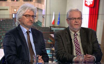 """""""Tusk pokazał przyszłość, Kaczyński przeszłość"""""""