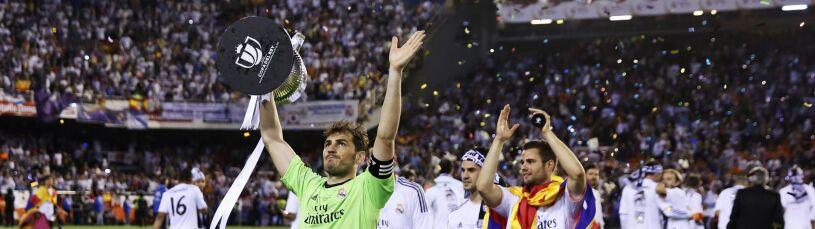 Real pamięta o Casillasie.