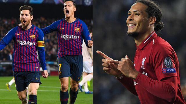 Barcelona - Liverpool. Giganci w przedwczesnym finale Ligi Mistrzów
