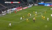 Skrót meczu Borussia Moenchengladbach - Borussia Dortmund w 18. kolejce Bundesligi
