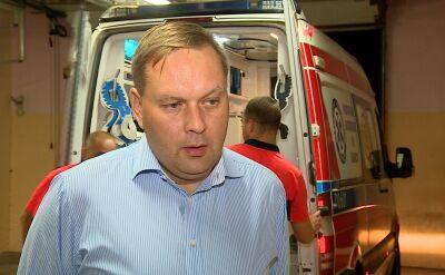 Tomasz Kozieł, rzecznik Wojewódzkiego Szpitala Specjalistycznego w Legnicy
