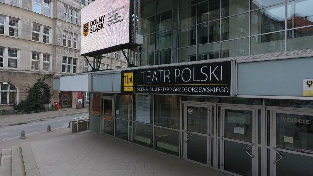 """NIK stwierdza nieprawidłowości. """"Teatr Polski we Wrocławiu jest w rozpadzie"""""""