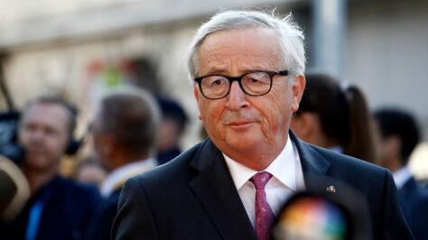 """Szczyt G7 bez szefa Komisji Europejskiej. """"Juncker przebywa w szpitalu"""""""
