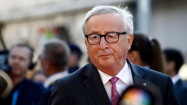 Juncker: milczenie Unii przed referendum w sprawie brexitu było błędem