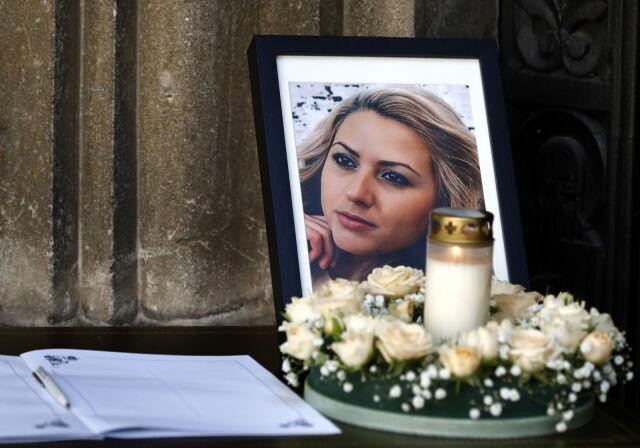 Pożegnanie zamordowanej dziennikarki. Niemcy wydadzą Bułgarii podejrzanego
