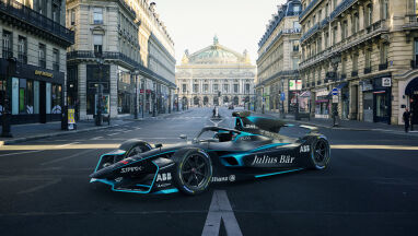 Formuła E pokazała nowy samochód.