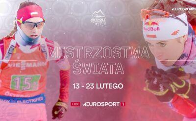 Mistrzostwa świata w biathlonie na żywo w Eurosporcie i Eurosport Playerze