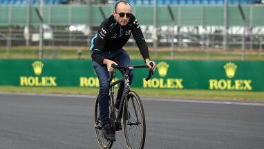 Robert Kubica wsiądzie na rower w ORLEN e-Tour de Pologne Amatorów.
