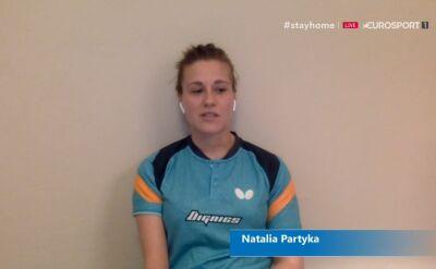 Natalia Partyka o działalności fundacji wspierającej sportowców