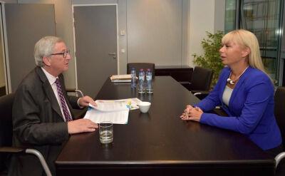 Przeciek z Brukseli. Bieńkowska prawą ręką Junckera odpowiedzialną za budżet?