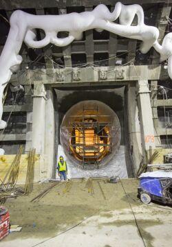 Wrzesień – to najbardziej optymistyczny termin, w którym otwarte zostaną tunele pod Martwą Wisłą