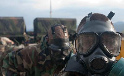 Nagranie ćwiczeń wojska USA w Korei