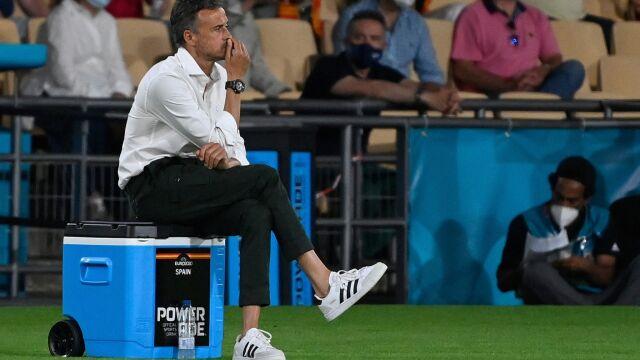 """Hiszpanie o meczu z Polską. """"W normalnych warunkach nie powinien być stresujący"""""""