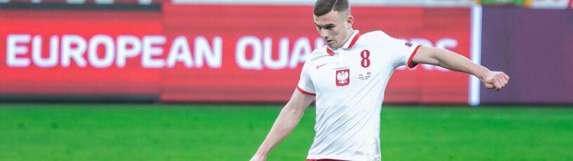 Kacper Kozłowski najmłodszym piłkarzem w historii Euro