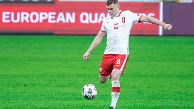 17-latek z Polski. Kacper Kozłowski najmłodszym piłkarzem w historii Euro