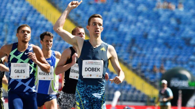 Dobek z realną szansą na medal w Tokio. Najlepszy w tym roku wynik na świecie