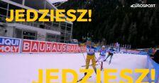 Wielkie emocje na koniec. Materiał zza kulis mistrzostw świata w biathlonie