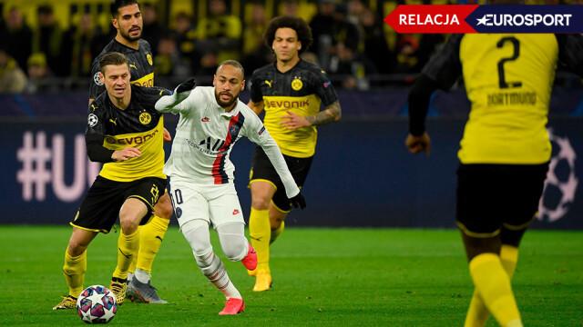 Liverpool zaskoczony w Madrycie, Piszczek walczy z Neymarem. Mecze 1/8 finału LM