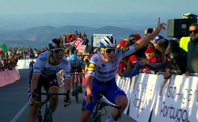Evenepoel wygrał 2. etap Volta ao Algarve