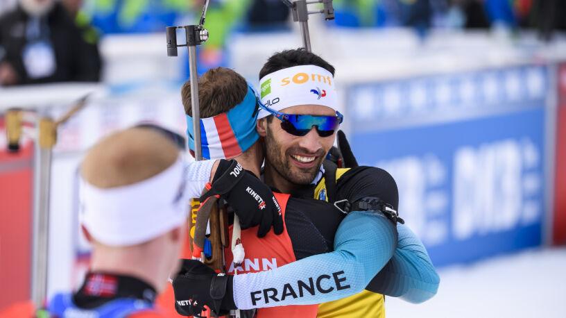Fourcade poza zasięgiem w biegu na 20 km. Dwunaste w karierze złoto mistrzostw świata