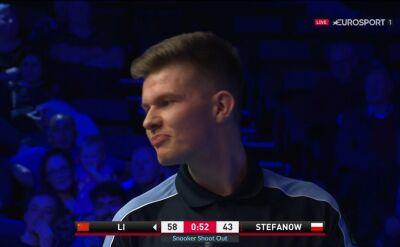 Stefanów odpadł w pierwszej rundzie turnieju Shoot Out
