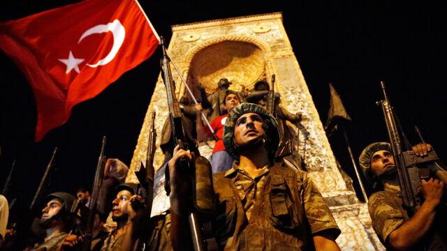 Zamach stanu w Turcji. Co wiemy na pewno. Pytania, na które jeszcze nie ma odpowiedzi