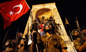 Jopek: w poniedziałek rano w Stambule jest spokojnie
