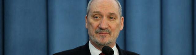 Macierewicz doniósł na byłego ministra i szefa BOR