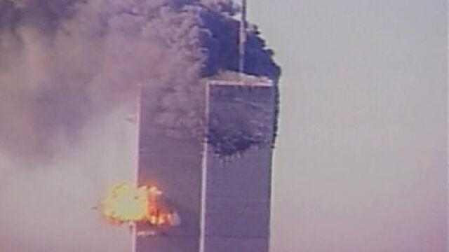 W ataku na WTC skrzydła nie odpadały?