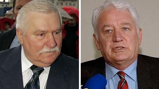 Wałęsa przegrał w sądzie z Wyszkowskim