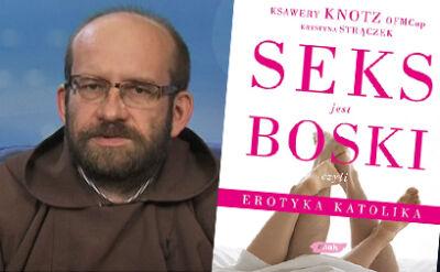 Duchowny zapewnia: seks jest boski