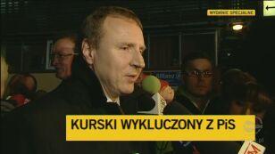 Kurski: Nie porównujmy ziobrystów z PJN (TVN24)